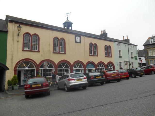 Broughton Market Hall