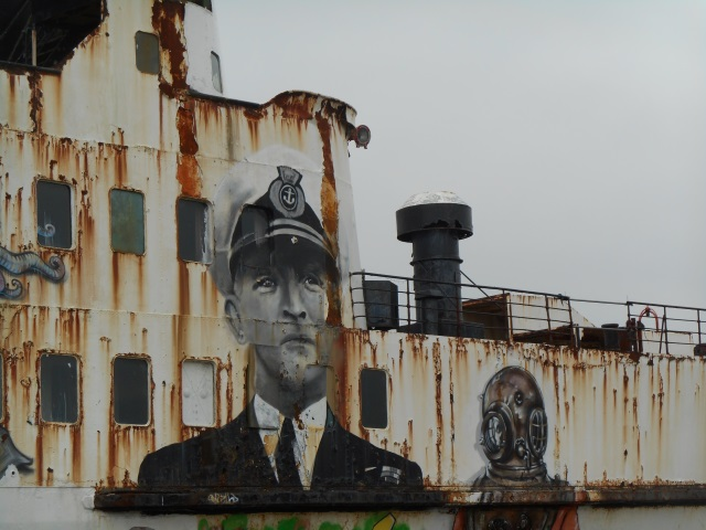 Captain Jack Irwin portrait