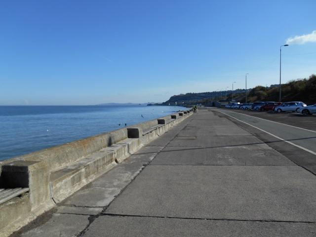 Old Colwyn seafront