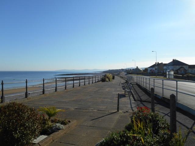 Penrhyn Bay promenade