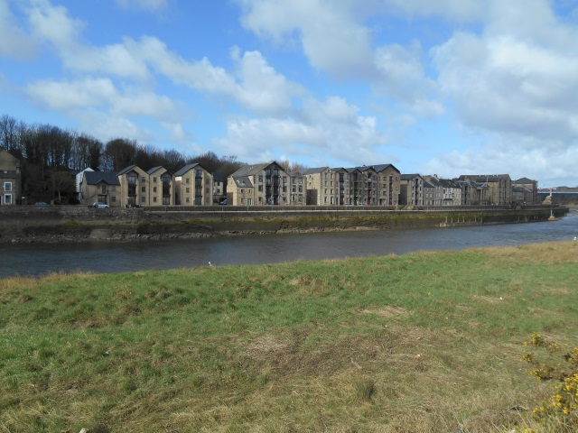 View across the Lune