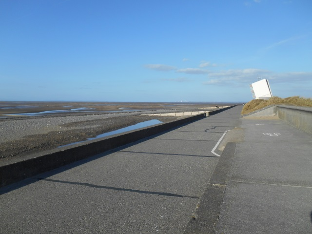 View at Rossall Point