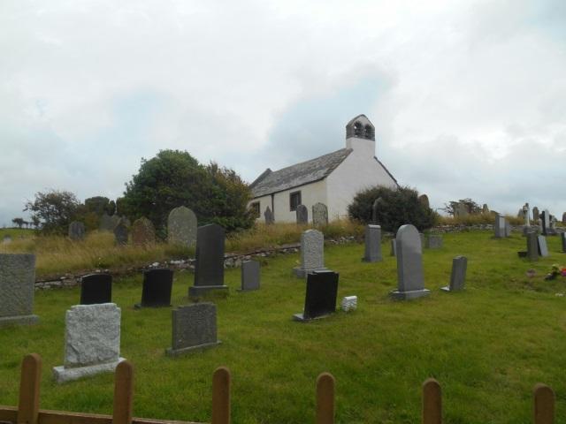 Old St Bridget's, Beckermet