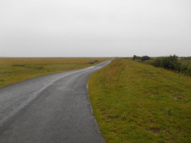 Skinburness marsh road