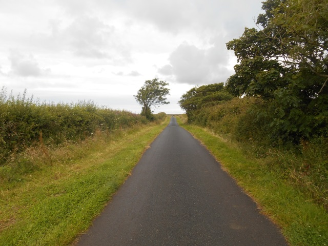 Road from Saltcoats