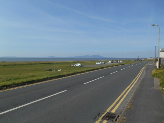 Road out of Allonby (B5300)