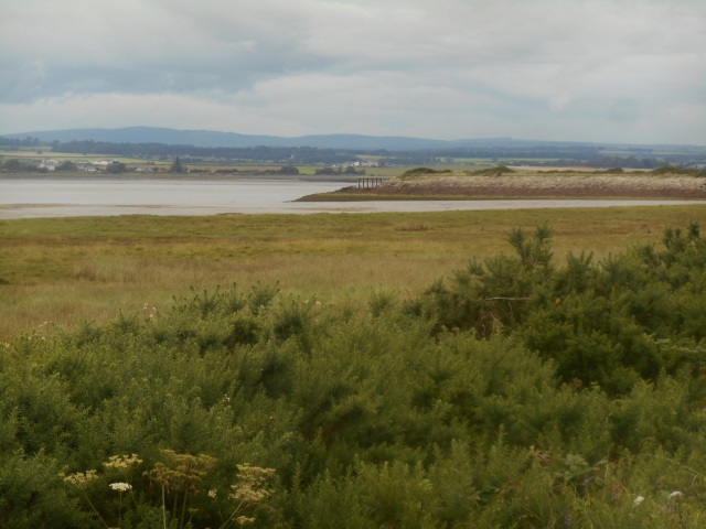Site of the Solway Viaduct