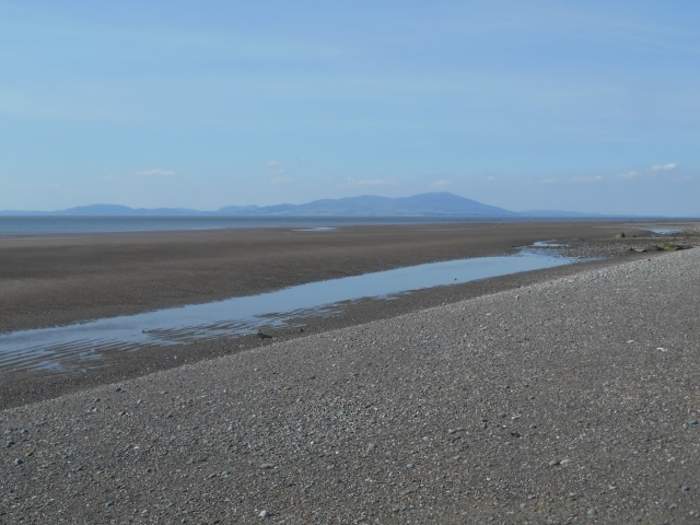 Solway Firth between Allonby and Oldkiln Farm