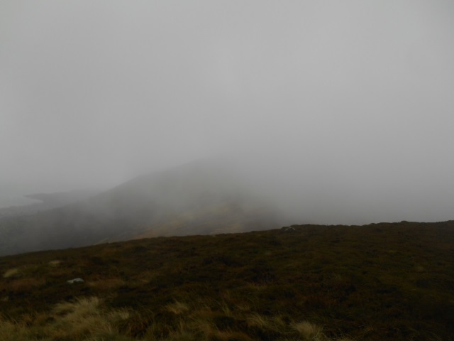 Criffel, as not really seen from Knockendoch on account of low cloud