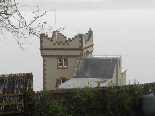 Balcary Tower