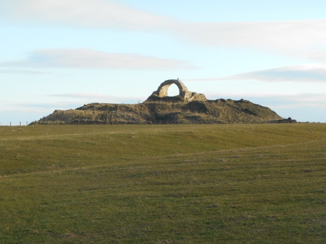 Cruggleton Castle