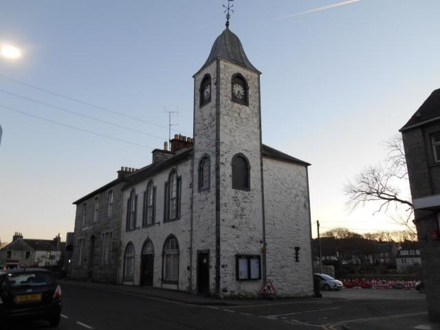 Newton Stewart Town Hall