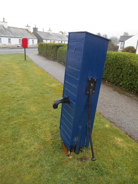 Village pump, Ardwell