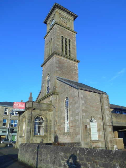 Helensburgh Seafront Clock Tower
