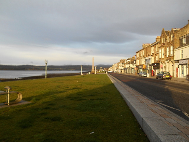 Helensburgh seafront