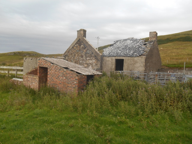 Kilranny farmhouse