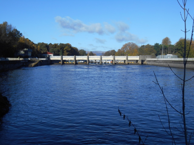 River Leven Barrage
