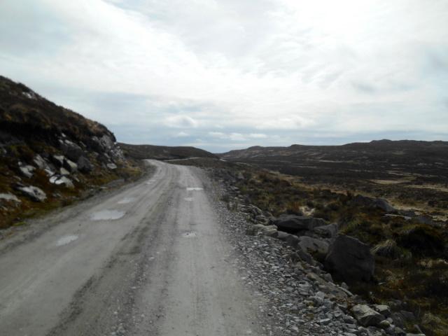 Still very much a road