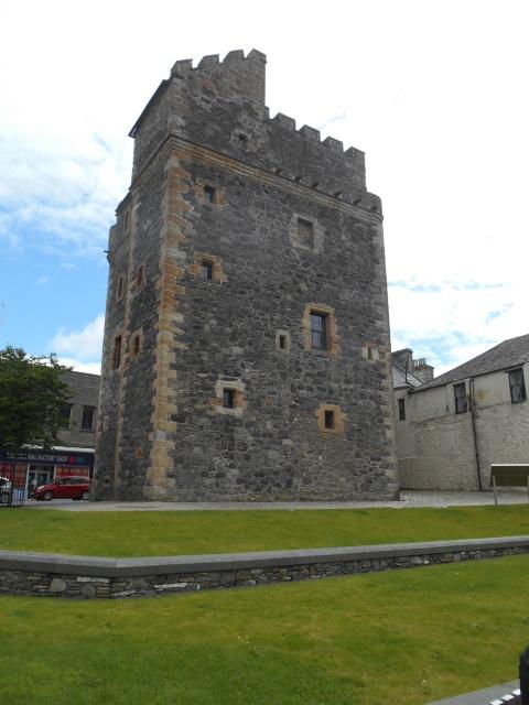 Castle of St John