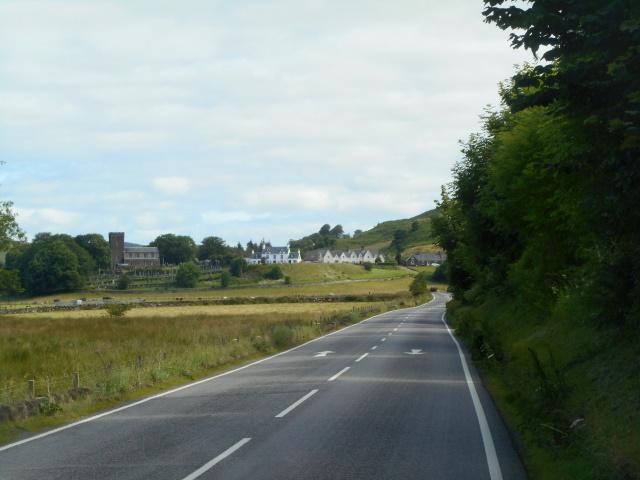 Approaching Kilmartin