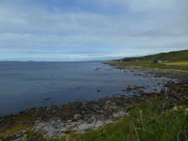 View towards Muasdale