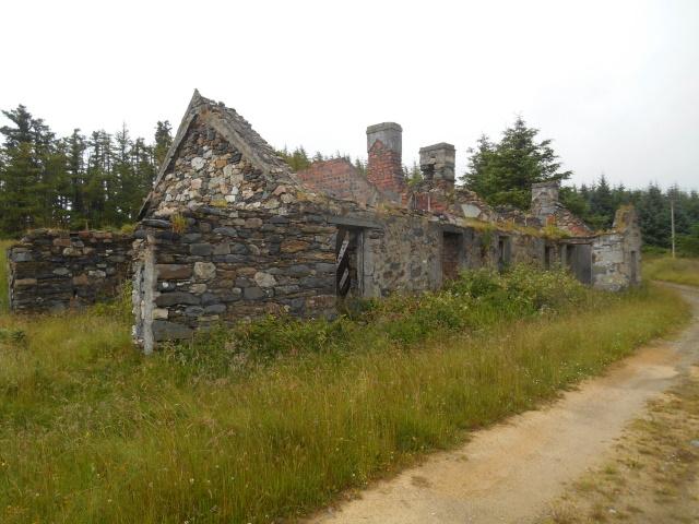 Balure ruins
