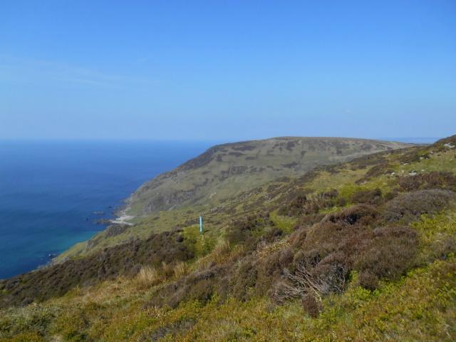 View from Binnein Fithich