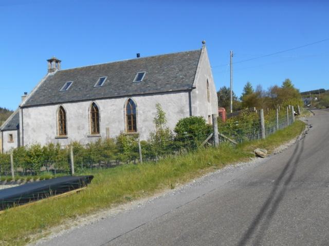 Former church, Claonaig