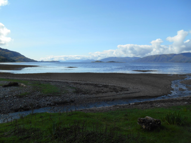 Cuil Bay