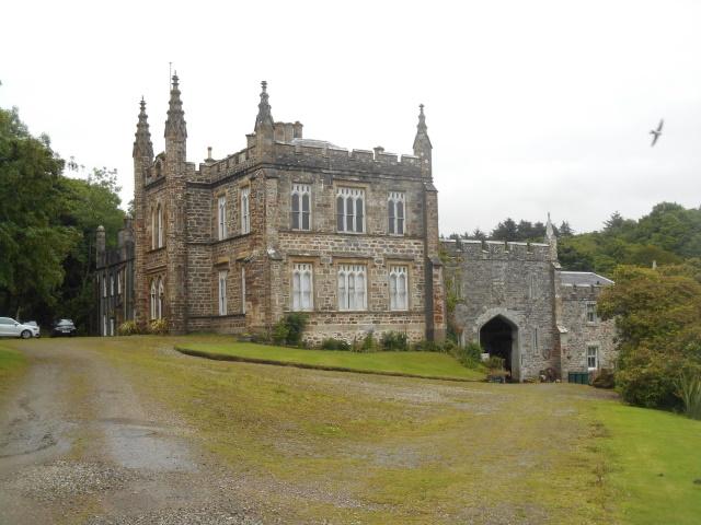 Glanbarr Abbey