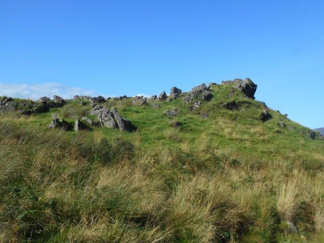 Kentallenite rocks