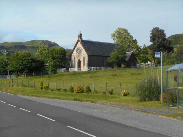 KIlmelford church