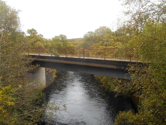 Acharn new bridge