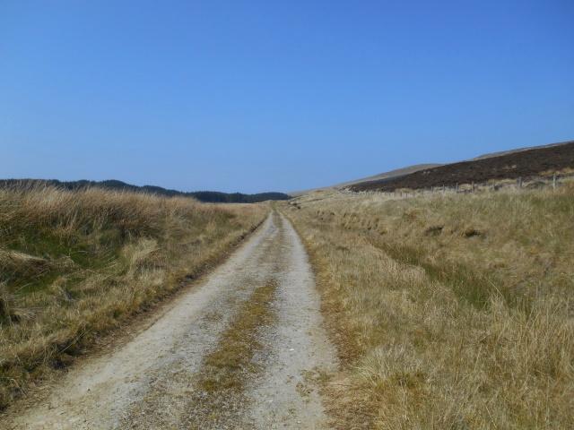 Track to Larrgiebaan