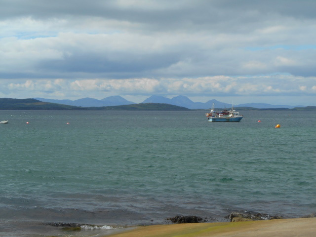 View from the ferry slipway