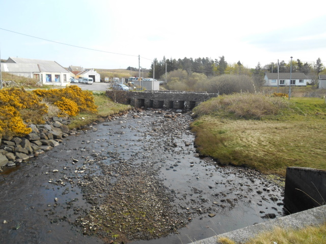 Aultbea Clapper Bridge