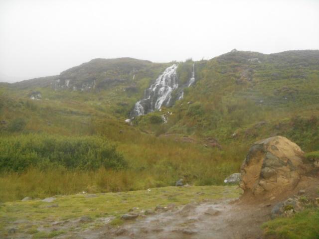 Bride's Veil Falls