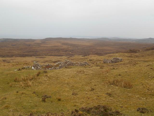 Ruins at Camustrolvaig