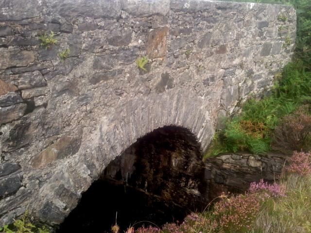 Claisfearn Old Bridge