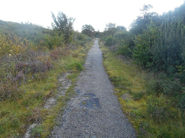 Footpath to Broadford