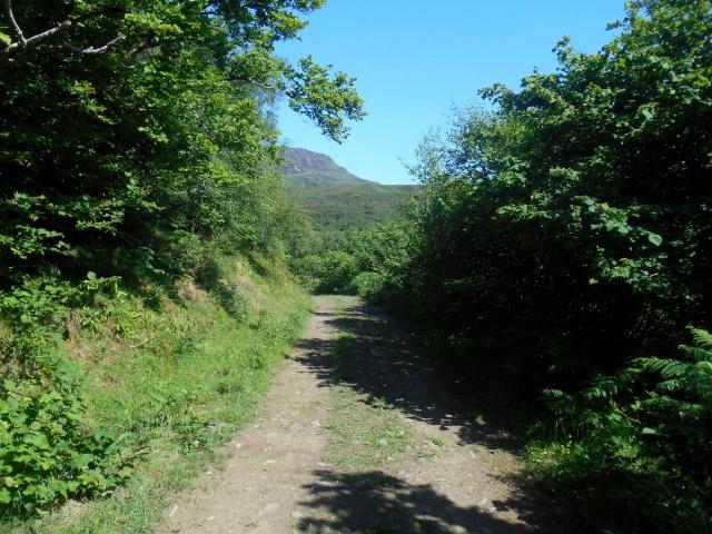 Old coast road, Glasnakille
