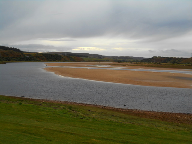 Halladale River