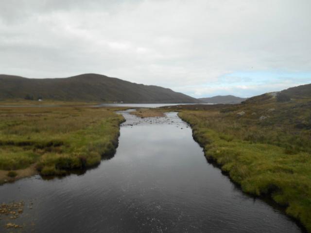 Abhainn Ceann Loch Ainort