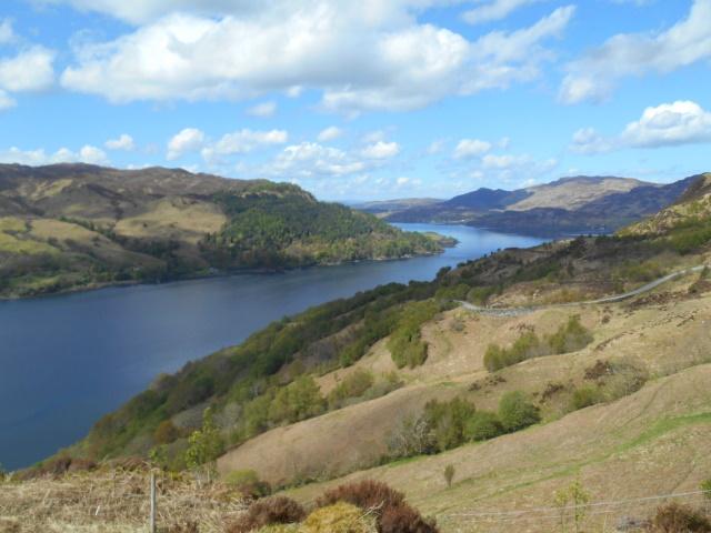 Loch Alsh distant