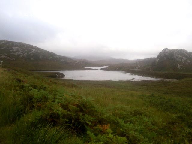 Creag an Fhraoich & Loch na Thull