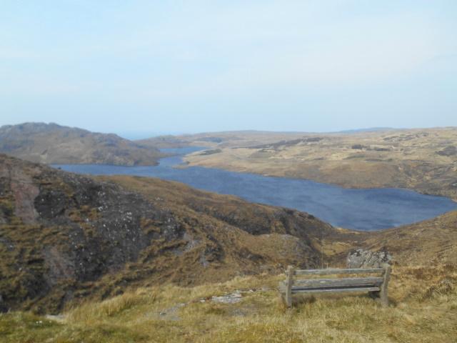 Loch Diabaigas Àirde
