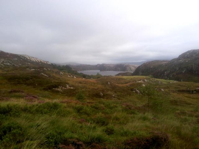 Loch Laxford distant