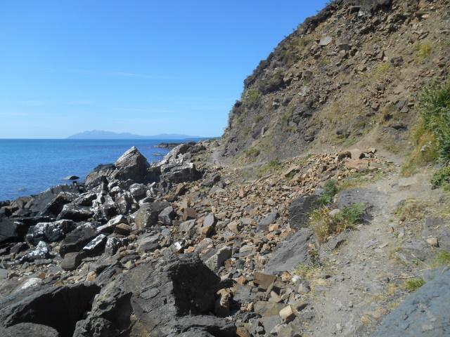 Loch-side path