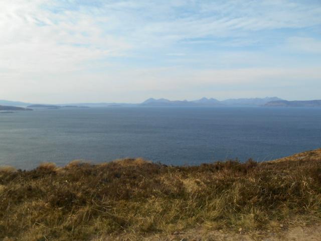 Skye distant