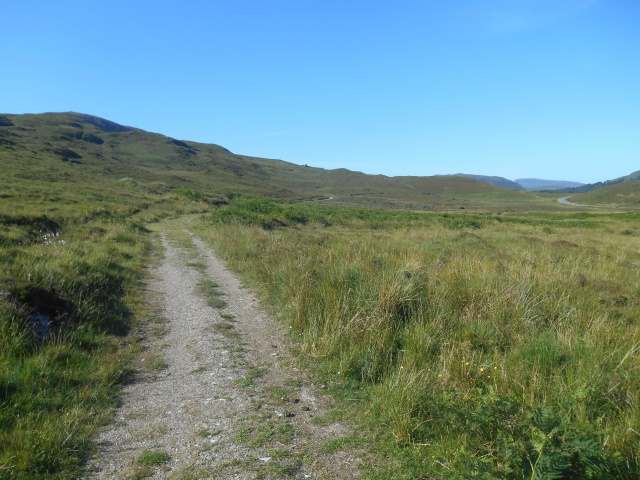 Skye Marble Railway path